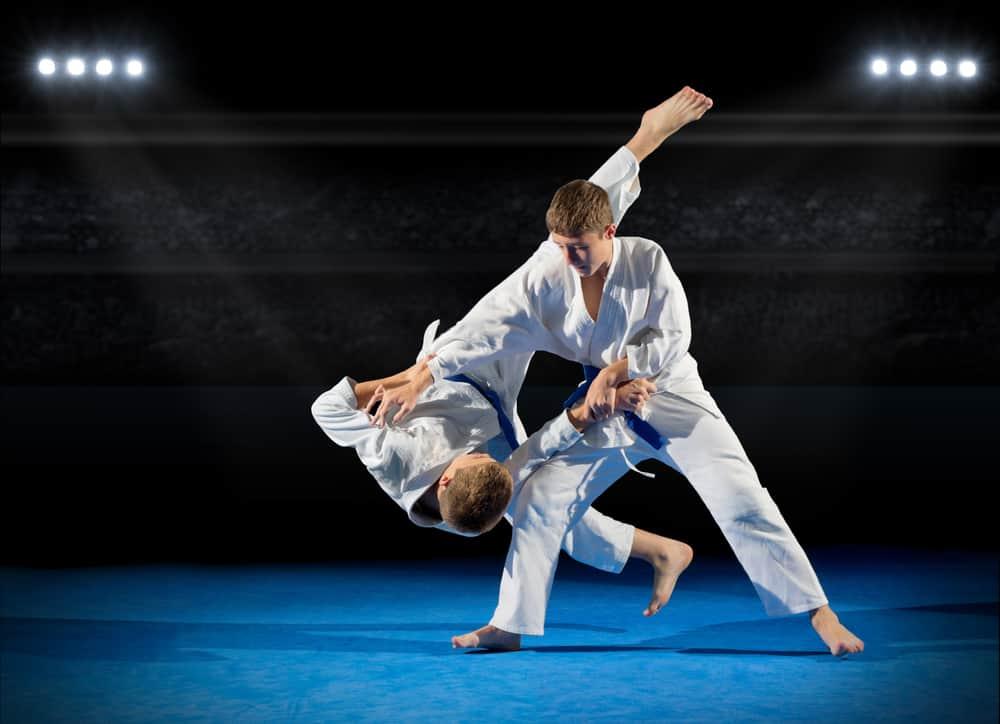 Judo oprema