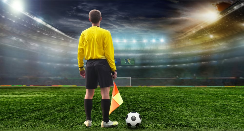 Kako postati nogometni sudac
