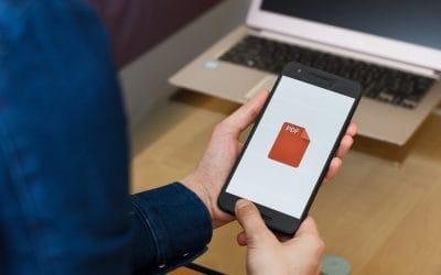 Kako pretvoriti sliku u PDF