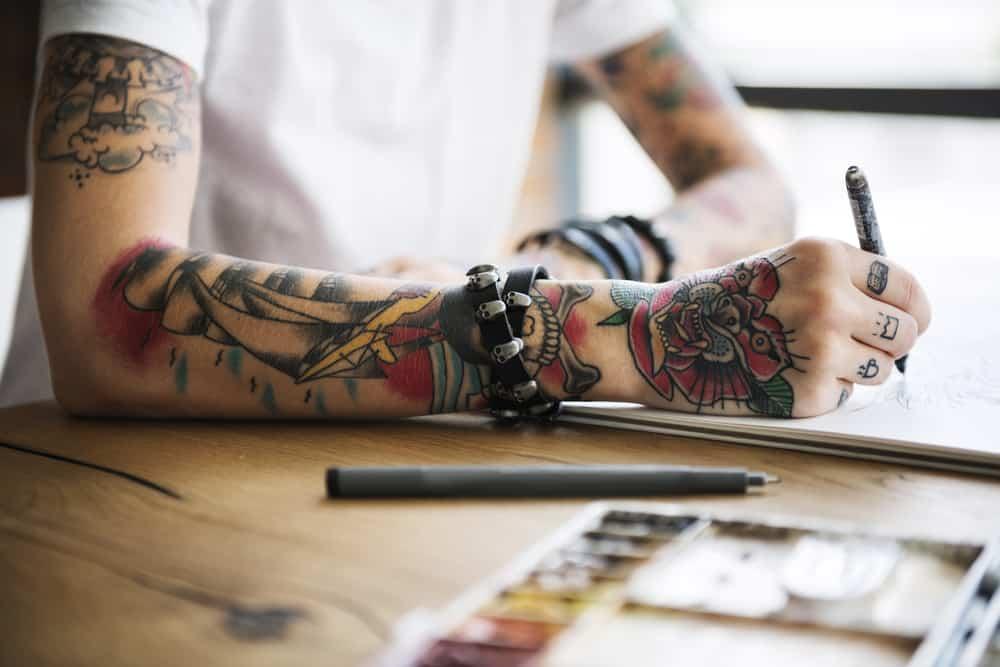 Kako se tetovirati kod kuće