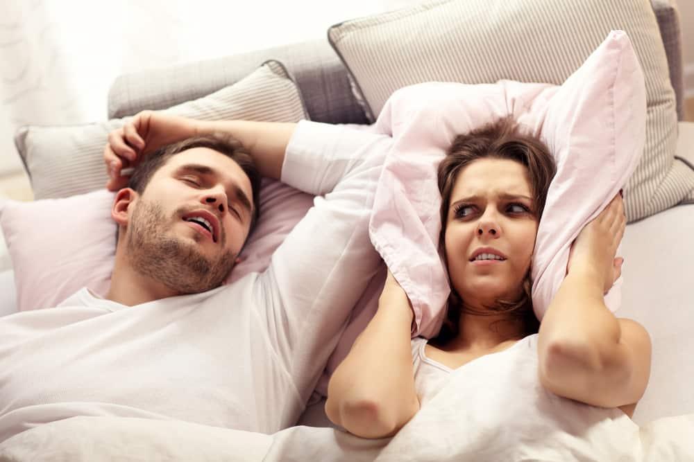 Kako zaustaviti hrkanje