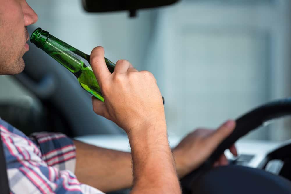 Kazna za alkohol