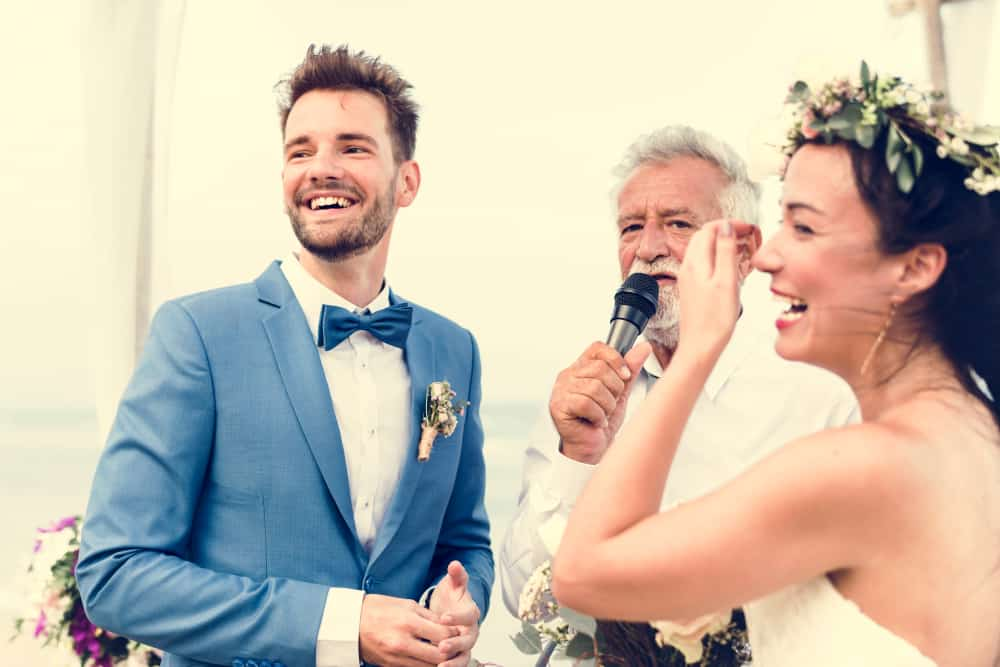 Postupak vjenčanja kod matičara