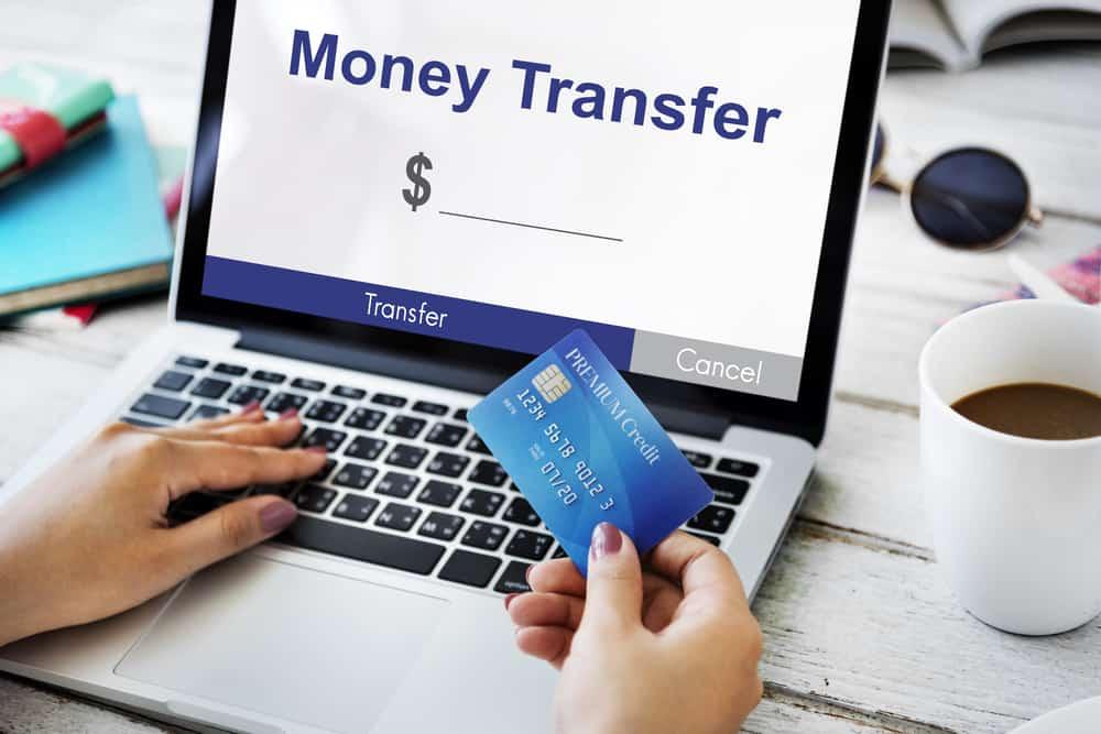 Prebacivanje novca sa računa na račun