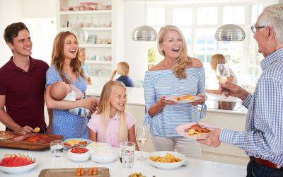Upoznavanje njegovih roditelja