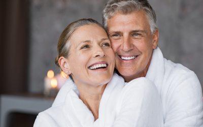 Veza sa starijom ženom
