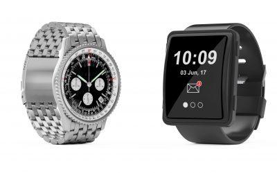 Razlika između analognog i digitalnog sata